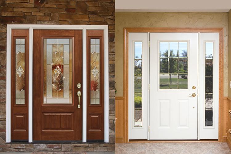 The Better Investment Between Steel And, Fiberglass Or Steel Door
